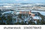 sanatorium sibir  tyumen | Shutterstock . vector #1060078643
