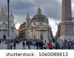 rome  italy   november 18  2017 ... | Shutterstock . vector #1060088813
