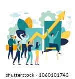 business illustration ... | Shutterstock .eps vector #1060101743