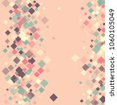 rhombus wallpaper minimal... | Shutterstock .eps vector #1060105049