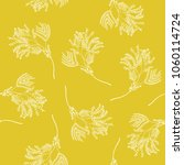 seamless floral pattern with...   Shutterstock .eps vector #1060114724