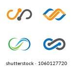 infinity vector icon | Shutterstock .eps vector #1060127720