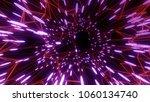 3d rendering. fractal realms... | Shutterstock . vector #1060134740