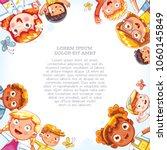 international day of friends... | Shutterstock .eps vector #1060145849