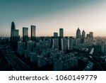 beautiful view of manhattan... | Shutterstock . vector #1060149779