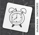 icon idea art fire sign | Shutterstock .eps vector #1060150850