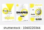 universal trend poster... | Shutterstock .eps vector #1060220366