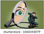 stock illustration. people in...   Shutterstock .eps vector #1060243079