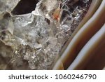 texture of agate mineral as... | Shutterstock . vector #1060246790