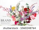 romantic essence ads ... | Shutterstock .eps vector #1060248764