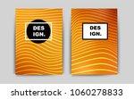 light orange vector background...