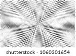 abstract monochrome circles... | Shutterstock .eps vector #1060301654
