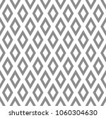 seamless diamonds pattern.... | Shutterstock .eps vector #1060304630