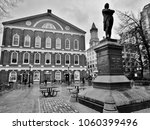 Faneuil Hall And Statue Of...
