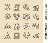 teamwork and partnership  ... | Shutterstock .eps vector #1060433639