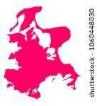 map of ruegen | Shutterstock .eps vector #1060448030