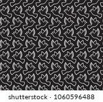 doves seamless pattern. birds...   Shutterstock .eps vector #1060596488