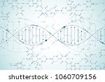 science template  wallpaper or... | Shutterstock .eps vector #1060709156