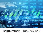 financial accounting of profit... | Shutterstock . vector #1060739423