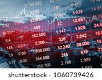 financial accounting of profit... | Shutterstock . vector #1060739426
