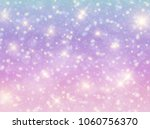 Vector Illustration Of Galaxy...