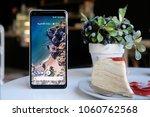 bangkok thailand   google pixel ...   Shutterstock . vector #1060762568