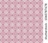 seamless geometric line pattern ... | Shutterstock .eps vector #1060787678
