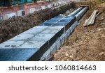 modern main heating supply line ... | Shutterstock . vector #1060814663