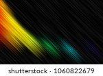 dark multicolor  rainbow vector ... | Shutterstock .eps vector #1060822679