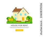 banner for sales  advertising...   Shutterstock .eps vector #1060835036