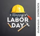 Happy Labor Day Banner. Design...