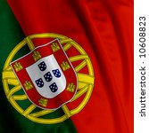 close up of the portuguese flag ... | Shutterstock . vector #10608823