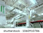 duct ducting  industrial air... | Shutterstock . vector #1060910786