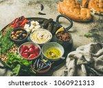 mediterranean  middle eastern... | Shutterstock . vector #1060921313
