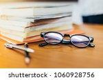 Selective Focus Vintage Glasses ...