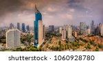 jakarta officially the special...   Shutterstock . vector #1060928780