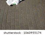 a read newspaper flutters...   Shutterstock . vector #1060955174
