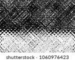 black and white grunge dust... | Shutterstock .eps vector #1060976423