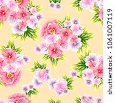 abstract elegance seamless...   Shutterstock . vector #1061007119