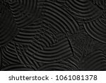 the background is black.... | Shutterstock . vector #1061081378