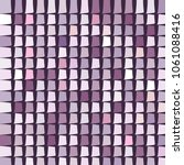 mosaic vector background.... | Shutterstock .eps vector #1061088416