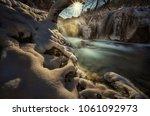 Winter Fairy Tale In Plitvice...