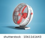 Modern Electric Fan From The...