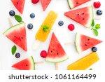 Summer Patterm   Watermelon...