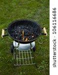 fire  hot grilling | Shutterstock . vector #106116686