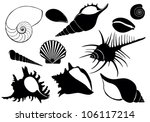Vector Illustration Of Sea...
