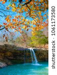 Fall Foliage At Falling Water...