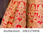 Detail Of Traditional Indian...