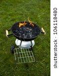 fire  hot grilling | Shutterstock . vector #106118480