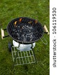 fire  hot grilling | Shutterstock . vector #106119530